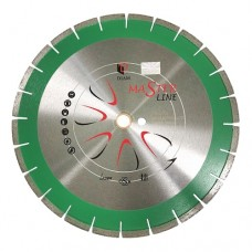Диск отрезной алмазный 230 мм (Diam гранит)